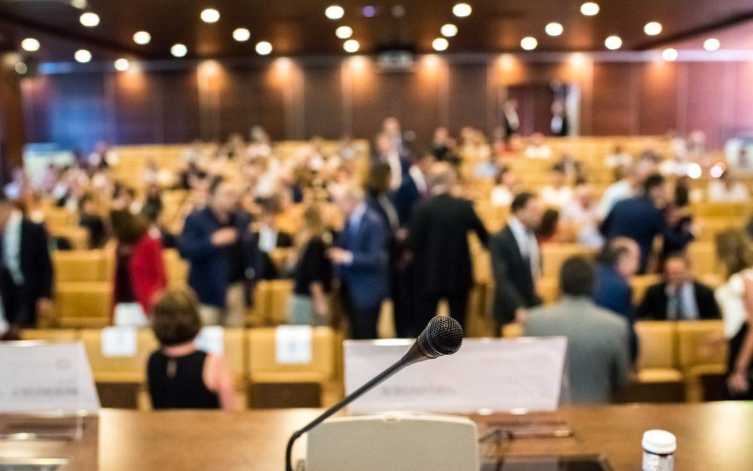 Paso a paso: Cómo organizar un congreso